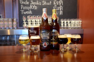 Avery Twenty Two and Fifteen wild ales