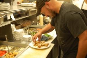 FATE Head Chef Tim Berry. Photo by Rachel Dugas