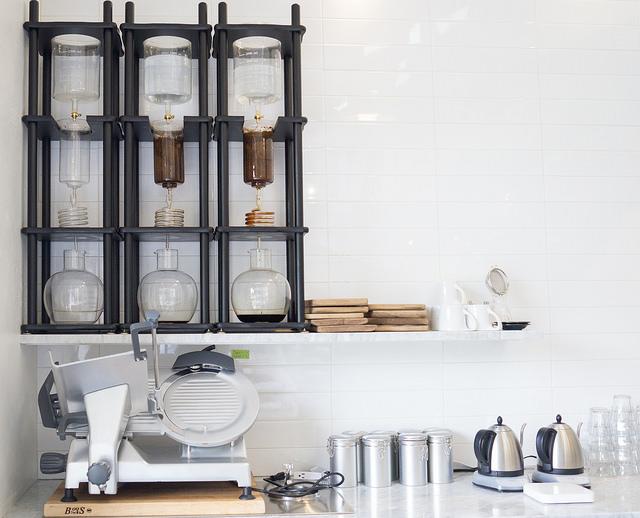 Alpine Modern Cafe