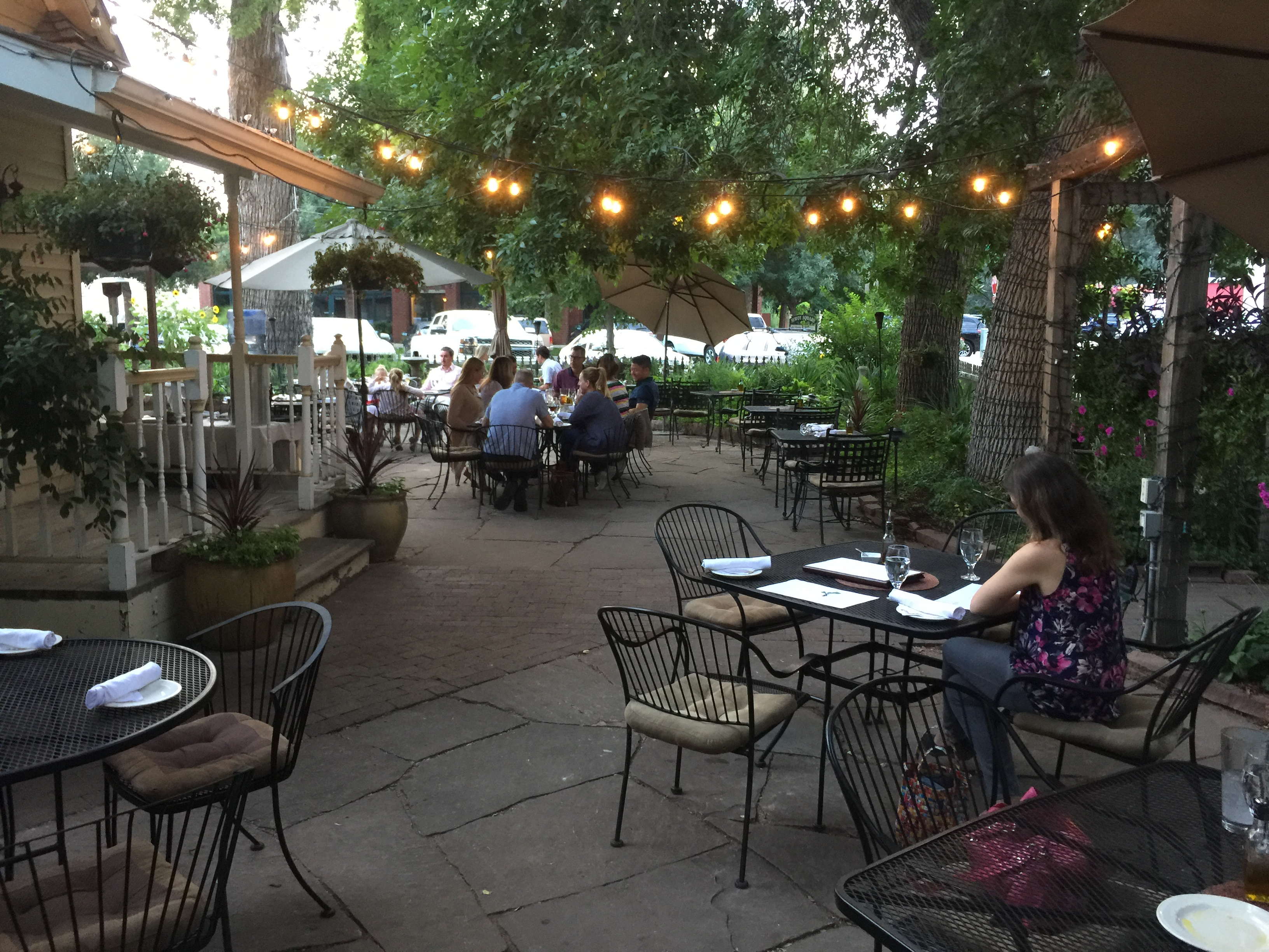 The Best Patio Dining in Boulder is in Niwot at Colterra